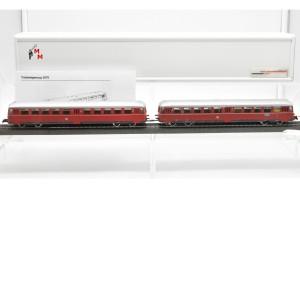 Märklin 3076.1 Triebwagenzug BR 515/815 der DB, inkl. TrainSafe, (21383)
