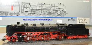 Märklin 3082.10 Dampflok BR 41 DB, Delta, mit Rauchsatz, Lok aus Startset 2995, (22053)