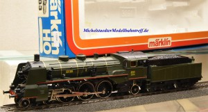 Märklin 3083.1 Dampflok Baureihe 231 der ETAT, (11592)