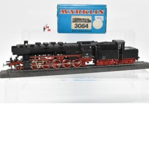 Märklin 3084.2 Dampflok BR 50 Kabinentender, DB, (22785)