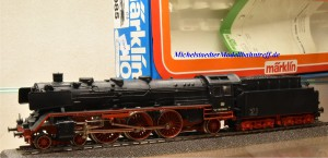 Märklin 3085.2 Dampflok BR 003, DB, (6591)
