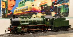 Märklin 3086.2 Dampflok BR 64 der SNCB, (10581)