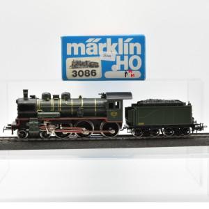 Märklin 3086.5 Dampflok BR 64 der SNCB, (25249)