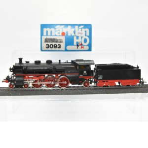Märklin 3093.2 Dampflok BR 18.4 der DB, (25227)