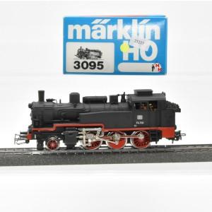 Märklin 3095.4 Dampflok BR 74 DB, (25237)