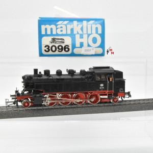 Märklin 3096.5 Dampflok BR 86, DB, -ohne Telex- (22527),