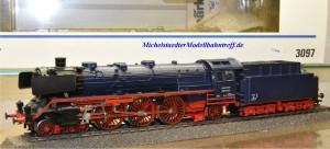 Märklin 3097.10 Dampflok BR 03, DB, digital Dec. 6090, Rauchsatz, (21998)