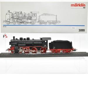 Märklin 3099.3 Dampflok BR 38 DB, (25254/1)