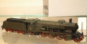 (Neu) Märklin 31021-01 Dampflok Reihe C der Württembergischen Staatsbahn,