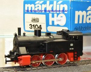 Märklin 3104.2 Dampflok BR 89 066, DB, (22047))