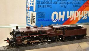 Märklin 3111.2 Dampflok Typ 59 der Belg. Staatsbahnen, (11560)