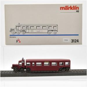 """Märklin 3124 Schienenbus """"Micheline"""", (25258)"""