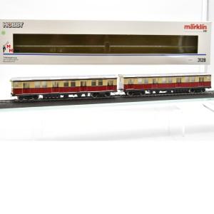 """Märklin 3128 """"Berliner S-Bahn"""", digital mit Dec. 60903, (21519)"""