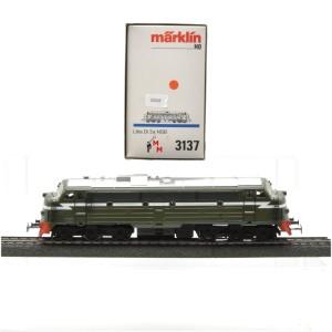 Märklin 3137.1 Diesellok Reihe Di3 der NSB, (25205)