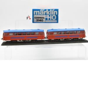 """Märklin 3140 Schienenbus """"Steiermärkische Landesbahnen"""", (22831)"""