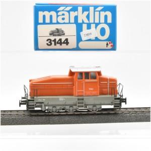 Märklin 3144.1 Diesellok Typ V 10 der TGOJ, (Werkslok DHG 500), (23034)