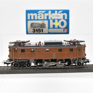 Märklin 3151.2 E-Lok BR Ae 3/6II der SBB, (25224)
