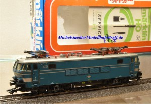 Märklin 3152 E-lok Typ 16 der SNCB, digital Dec. 6081 u. Motor von 6090, (20300)