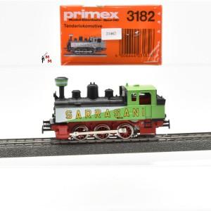 "Primex 3182 Dampflok Achsfolge C, ""SARRASANI"", (21462)"