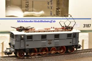 Märklin 3187.10 E-Lok BR E32, Dt. Reichsbahn, digital Dec. 60903, (20303))