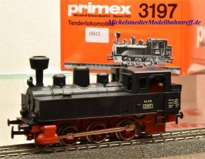 "Primex 3197 Dampflok Achsfolge C, ""KLVM"", (10412)"