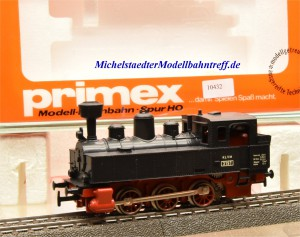 "Primex 3197 Dampflok Achsfolge C, ""KLVM"", (10432)"
