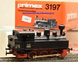 "Primex 3197 Dampflok Achsfolge C, ""KLVM"", 18081)"