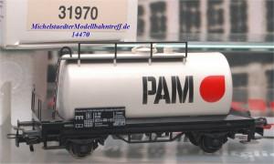 """Märklin 31970 Kesselwagen """"PAM"""", (14470)"""