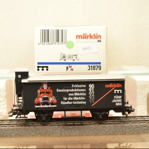 """Märklin 31979 Sonderwagen """"5 Jahre MHI"""", (20432)"""