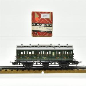 Märklin 4004.2 Abteilwagen 3. Kl., (25007)