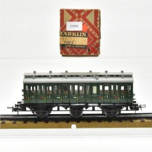 Märklin 4004.2 Abteilwagen 3. Kl., (25008)