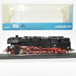 Märklin 3309 Dampflok BR 85 DB mit Rauchsatz, digital  Dec. 6090, (25225)