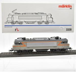 Märklin 3320.2 E-Lok Serie BB 22200 der SNCF, (22713)