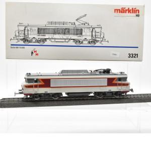 Märklin 3321 E-Lok Serie BB 15000 der SNCF, (22680)