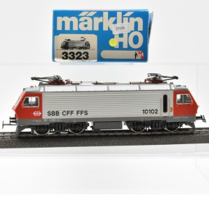 Märklin 3323.3 E-Lok Baureihe Re 4/4 IV der SBB, (25236)