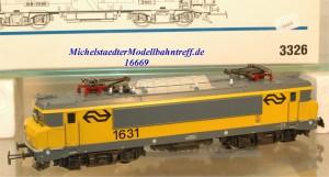 Märklin 3326 E-Lok Serie 7200 der NS, (16669)