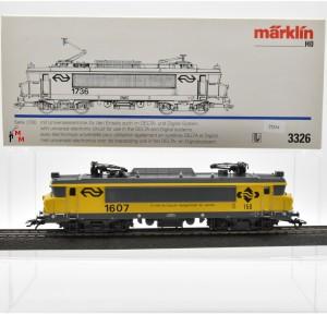 Märklin 3326.2 E-Lok Serie 1700 der NS, (25254)