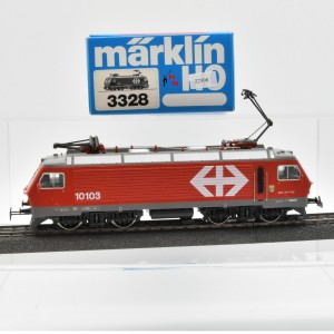 Märklin 3328 E-Lok Baureihe Re 4/4  der SBB, (22508)