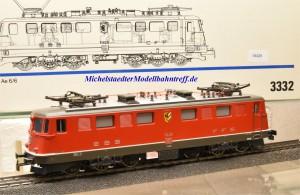 Märklin 3332.2 E-Lok Serie Ae6/6, SBB, (10420)