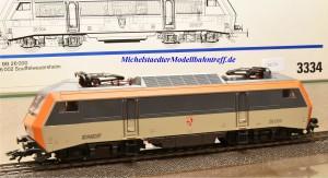 """Märklin 3334.4 E-Lok Serie BB 26002 """"Souffelweyersheim"""", (10334)"""