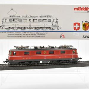 Märklin 3336 E-Lok Serie Ae 6/6 der SBB, (22836))