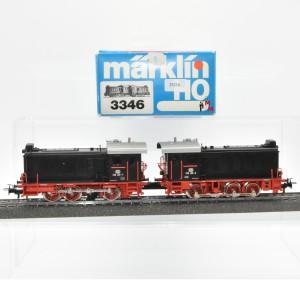 """Märklin 3346.1 Diesellok """"Doppeltes Lottchen"""" BR 236, DB, (25216)"""