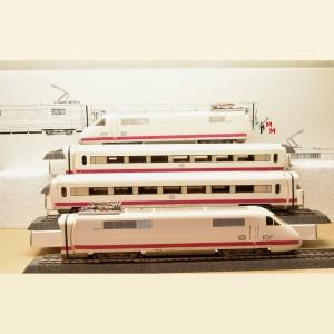 "Märklin 3371.2 Triebzug ICE ""Experimental"", Brunel Award 1987, digital, ein Motor, (20410)."