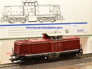 Märklin 3372.1 Diesellok BR 212, DB, digital Dec. 6090, (21992)