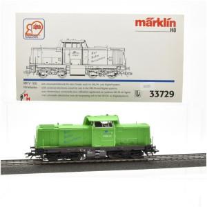 """Märklin 33729 Diesellok BR V100, """"Ilmebahn"""", (21522)"""