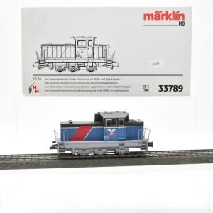 Märklin 33789 Diesellok Typ DHG 700C  Bauart V 5 der SJ, (22629)