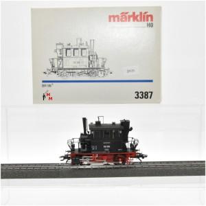 """Märklin 3387 Dampflok """"Glaskasten"""", (25131)"""