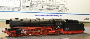 Märklin 3390 Dampflok BR 011 DB, digital Dec. 60901, Rauchsatz, (22001)
