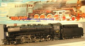 Märklin 3045.1 Dampflok BR N der DSB, (11913)