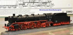 Märklin 33952 Dampflok BR 03 der DB, (10293)